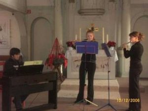 Ein besonderer Höhepunkt ist das weihnachtliche Konzert in der Uchter Kirche. Der Eintritt ist frei.